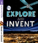 Read with Oxford: Stage 5: Non-fiction: Explore and Invent - Book