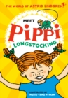 Meet Pippi Longstocking - Book