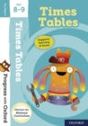 Progress with Oxford:: Times Tables Age 8-9 - Book
