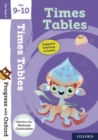 Progress with Oxford:: Times Tables Age 9-10 - Book