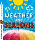 Read with Oxford: Stage 1: Non-fiction: Weather and Seasons - Book
