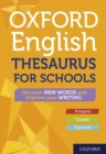 Oxford English Thesaurus for Schools - Book