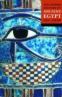 The Oxford History of Ancient Egypt - Book