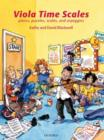 Viola Time Scales : Pieces, puzzles, scales, and arpeggios - Book