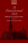 A Functional Art : Reflections of a Hymn Writer - Book
