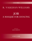 Job : A Masque for Dancing - Book