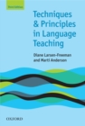 Techniques and Principles in Language Teaching 3rd edition - Oxford Handbooks for Language Teachers - eBook