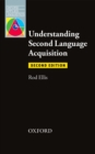 Understanding Second Language Acquisition 2nd Edition - Oxford Applied Linguistics - eBook
