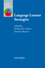 Language Learner Strategies - Oxford Applied Linguistics - eBook