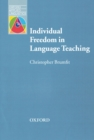 Individual Freedom in Language Teaching - Oxford Applied Linguistics - eBook