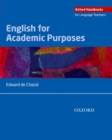 English for Academic Purposes : A comprehensive overview of EAP and how it is best taught and learnt in a variety of academic contexts - Book