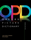 Oxford Picture Dictionary: Monolingual (American English) Dictionary : Picture the journey to success - Book