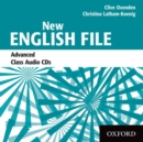 New English File: Advanced: Class Audio CDs (3) - Book