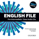 English File third edition: Pre-intermediate: Class DVD : The best way to get your students talking - Book