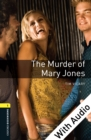 The Murder of Mary Jones - With Audio Level 1 Oxford Bookworms Library - eBook