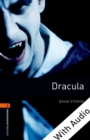 Dracula - With Audio Level 2 Oxford Bookworms Library - eBook