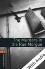 The Murders in the Rue Morgue - With Audio Level 2 Oxford Bookworms Library - eBook