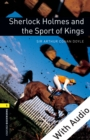 Sherlock Holmes and the Sport of Kings  - With Audio Level 1 Oxford Bookworms Library - eBook