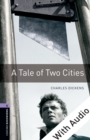 A Tale of Two Cities - With Audio Level 4 Oxford Bookworms Library - eBook