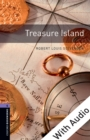 Treasure Island - With Audio Level 4 Oxford Bookworms Library - eBook