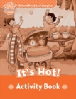 Oxford Read and Imagine: Beginner: It's Hot! Activity Book - Book