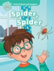 Spider, Spider  (Oxford Read and Imagine Early Starter) - eBook