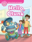 Hello, Clunk (Oxford Read and Imagine Starter) - eBook