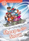 Sheep in the Snow (Oxford Read and Imagine Level 2) - eBook