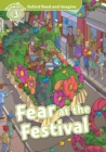 Fear at the Festival (Oxford Read and Imagine Level 3) - eBook