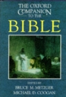The Oxford Companion to the Bible - Book
