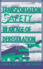 Transportation Safety in an Age of Deregulation - eBook