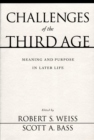 Challenges of the Third Age : Meaning and Purpose in Later Life - eBook