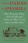 From Paris to Peoria : How European Piano Virtuosos Brought Classical Music to the American Heartland - eBook