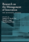 Research on the Management of Innovation : The Minnesota Studies - eBook