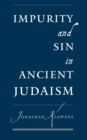 Impurity and Sin in Ancient Judaism - eBook