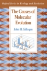 The Causes of Molecular Evolution - eBook