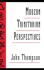 Modern Trinitarian Perspectives - eBook