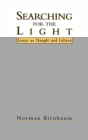 Searching for the Light : Essays on Thought and Culture - eBook