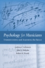 Psychology for Musicians : Understanding and Acquiring the Skills - eBook