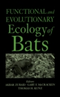 Functional and Evolutionary Ecology of Bats - eBook