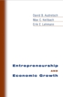 Entrepreneurship and Economic Growth - eBook