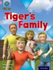 Project X Origins: Pink Book Band, Oxford Level 1+: My Family: Tiger's Family - Book