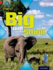 Project X Origins: Red Book Band, Oxford Level 2: Big and Small: Big and Small - Book
