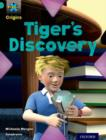 Project X Origins: Turquoise Book Band, Oxford Level 7: Discovery: Tiger's Discovery - Book