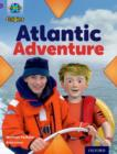 Project X Origins: Purple Book Band, Oxford Level 8: Water: Atlantic Adventure - Book