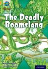 Project X Origins: Gold Book Band, Oxford Level 9: Communication: The Deadly Boomslang - Book