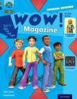 Project X Origins: Grey Book Band, Oxford Level 14: In the News: WOW! Magazine - Book