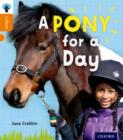 Oxford Reading Tree inFact: Level 6: A Pony for a Day - Book