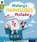 Oxford Reading Tree inFact: Level 7: History's Marvellous Mistakes - Book