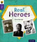 Oxford Reading Tree inFact: Level 11: Real Heroes - Book